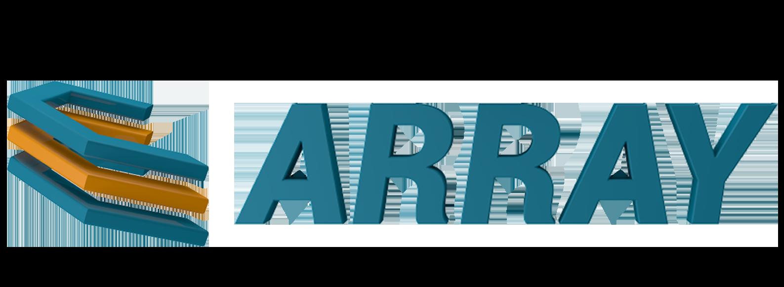 Array - Logo - Horizontal10
