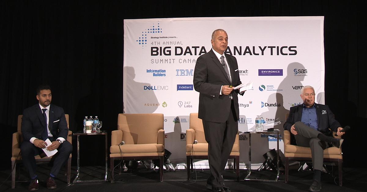 Next Pathway at 4th Annual Big Data & Analytics Summit Canada